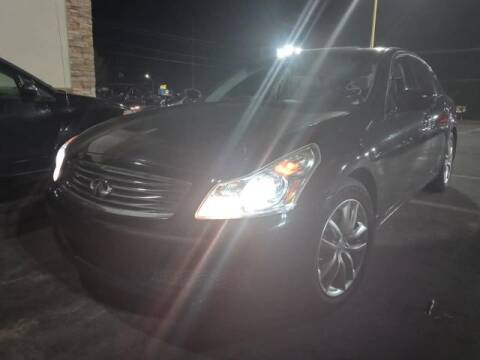 2009 Infiniti G37 Sedan for sale at Auto Plaza in Irving TX