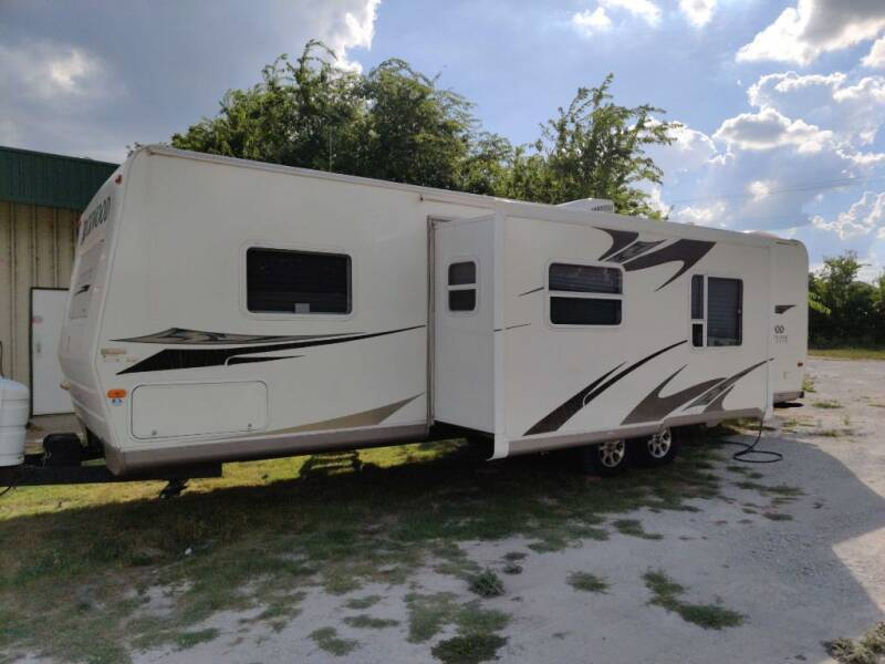 2008 Rockwood 8313SS for sale at Texas RV Trader in Cresson TX