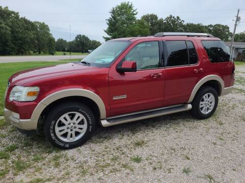 2007 Ford Explorer for sale at Moulder's Auto Sales in Macks Creek MO