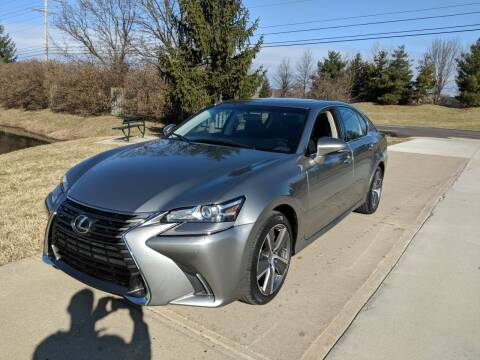 2016 Lexus GS 350 for sale at Exclusive Automotive in West Chester OH