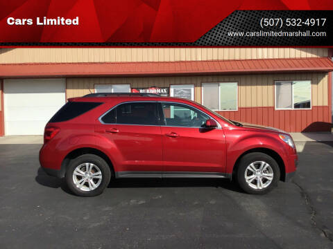 2014 Chevrolet Equinox for sale at Cars Limited in Marshall MN