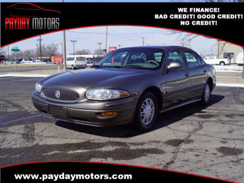 2003 Buick LeSabre for sale at Payday Motors in Wichita And Topeka KS