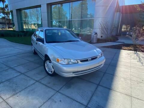 2000 Toyota Corolla for sale at Top Motors in San Jose CA
