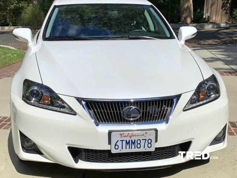 2012 Lexus IS 250 for sale in Los Angeles, CA