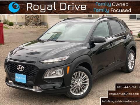 2020 Hyundai Kona for sale at Royal Drive in Newport MN