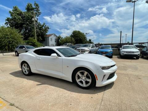 2016 Chevrolet Camaro for sale at Southwest Sports & Imports in Oklahoma City OK