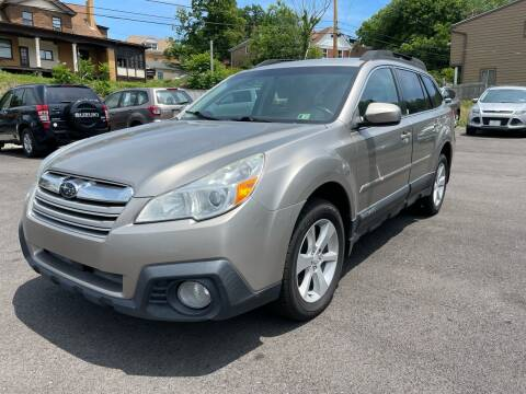 2014 Subaru Outback for sale at Fellini Auto Sales & Service LLC in Pittsburgh PA