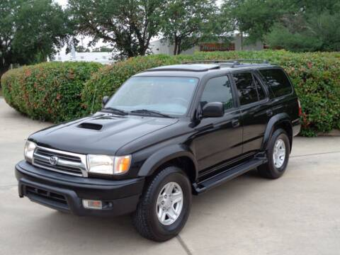 2000 Toyota 4Runner for sale at Auto Starlight in Dallas TX