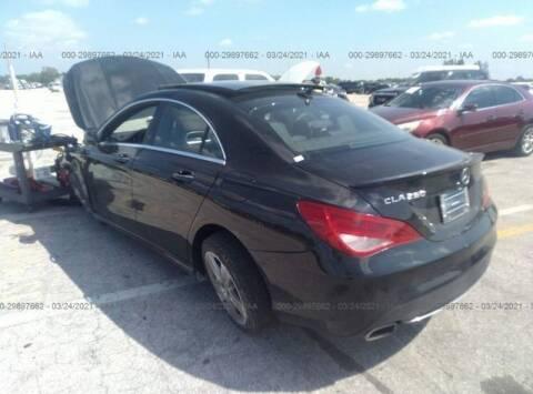 2016 Mercedes-Benz CLA for sale at AE Of Miami in Miami FL