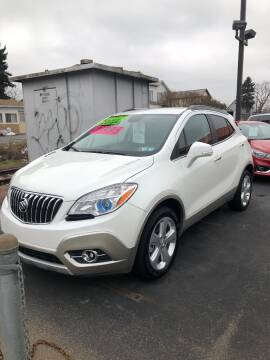 2015 Buick Encore for sale at Red Top Auto Sales in Scranton PA