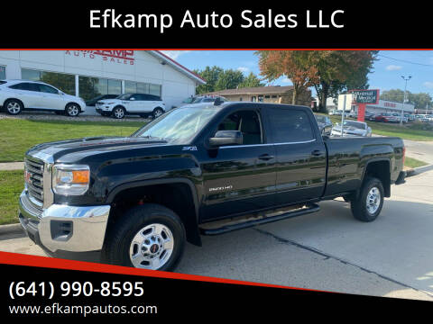2016 GMC Sierra 2500HD for sale at Efkamp Auto Sales LLC in Des Moines IA