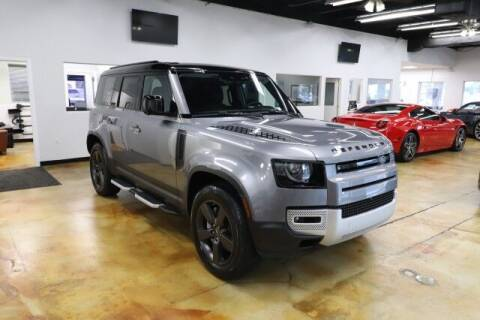 2020 Land Rover Defender for sale at RPT SALES & LEASING in Orlando FL