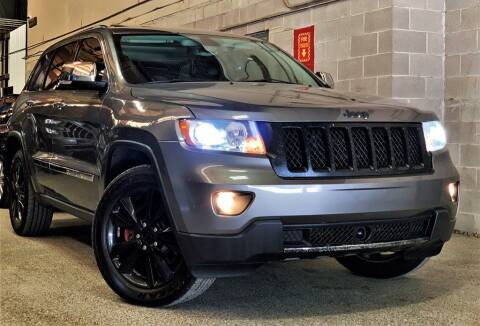 2013 Jeep Grand Cherokee for sale at Haus of Imports in Lemont IL