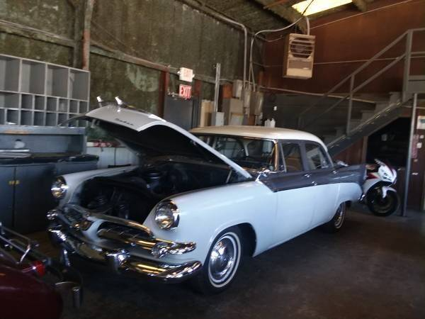 1956 Dodge Coronet for sale in Cadillac, MI