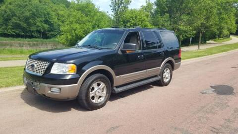 2003 Ford Expedition for sale at Twin City Auto Exchange LLC in Minneapolis MN
