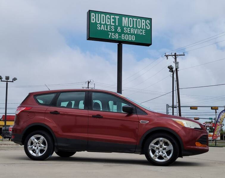 2014 Ford Escape for sale at Budget Motors in Aransas Pass TX