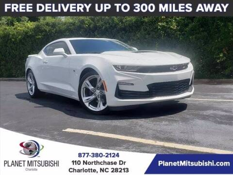 2020 Chevrolet Camaro for sale at Planet Automotive Group in Charlotte NC