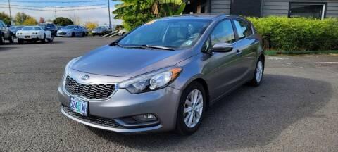 2015 Kia Forte5 for sale at Persian Motors in Cornelius OR