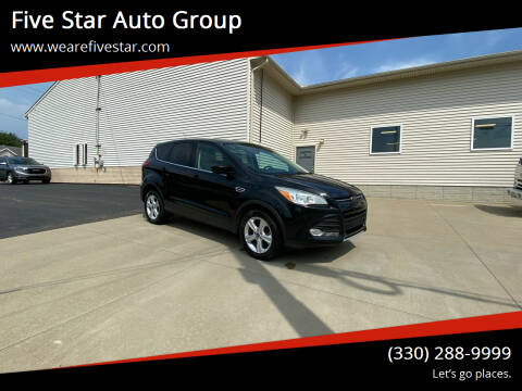 2013 Ford Escape for sale at Five Star Auto Group in North Canton OH