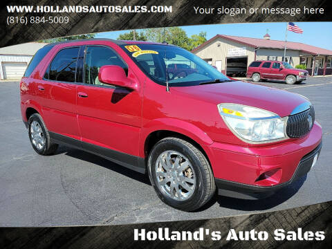 2006 Buick Rendezvous for sale at Holland's Auto Sales in Harrisonville MO