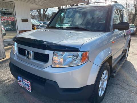 2010 Honda Element for sale at New Wheels in Glendale Heights IL