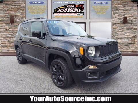 2015 Jeep Renegade for sale at Your Auto Source in York PA