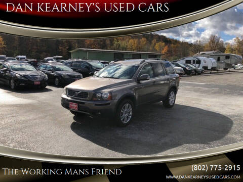 2010 Volvo XC90 for sale at DAN KEARNEY'S USED CARS in Center Rutland VT