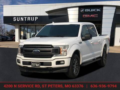 2018 Ford F-150 for sale at SUNTRUP BUICK GMC in Saint Peters MO