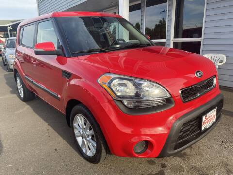 2013 Kia Soul for sale at Salem Motorsports in Salem OR