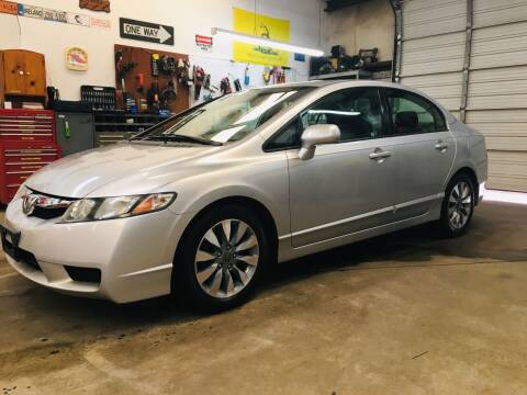 2010 Honda Civic for sale at Vanns Auto Sales in Goldsboro NC