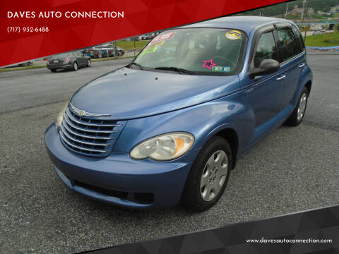 2006 Chrysler PT Cruiser for sale at DAVES AUTO CONNECTION in Etters PA