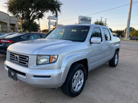 2008 Honda Ridgeline for sale at CityWide Motors in Garland TX