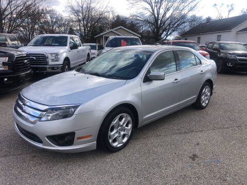 2010 Ford Fusion for sale at Jenison Auto Sales in Jenison MI