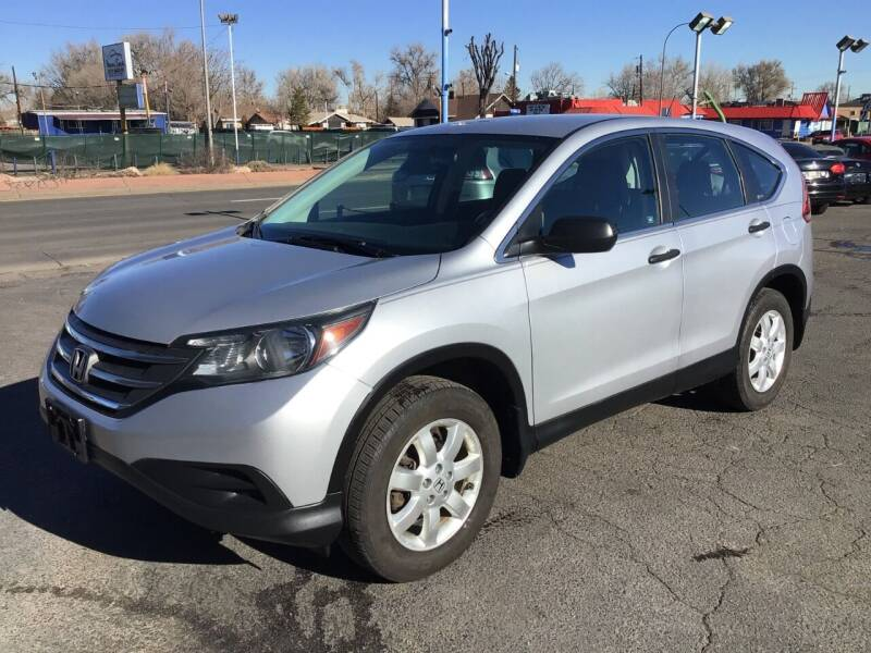 2012 Honda CR-V for sale at A & B Auto in Lakewood CO