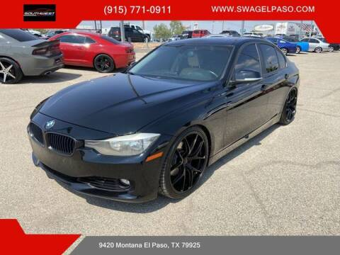 2013 BMW 3 Series for sale at SOUTHWEST AUTO GROUP-EL PASO in El Paso TX