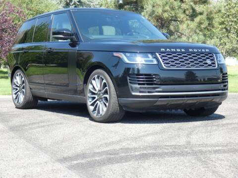 2018 Land Rover Range Rover for sale at Sun Valley Auto Sales in Hailey ID