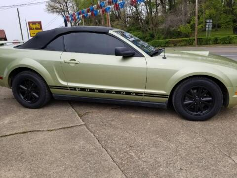 2005 Ford Mustang for sale at Action Auto Sales in Parkersburg WV