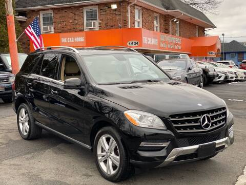 2013 Mercedes-Benz M-Class for sale at Bloomingdale Auto Group in Bloomingdale NJ