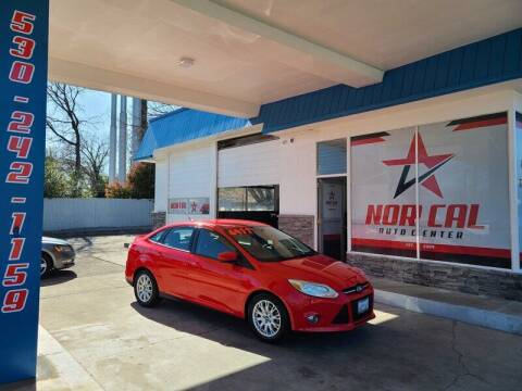 2012 Ford Focus for sale at Nor Cal Auto Center in Anderson CA