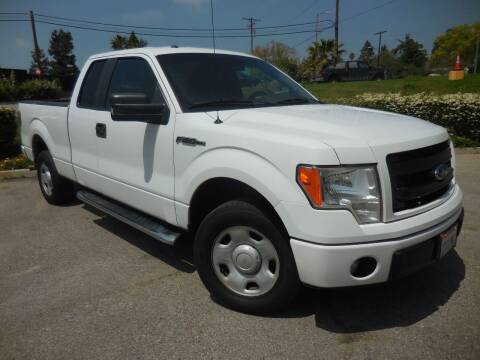 2013 Ford F-150 for sale at ARAX AUTO SALES in Tujunga CA