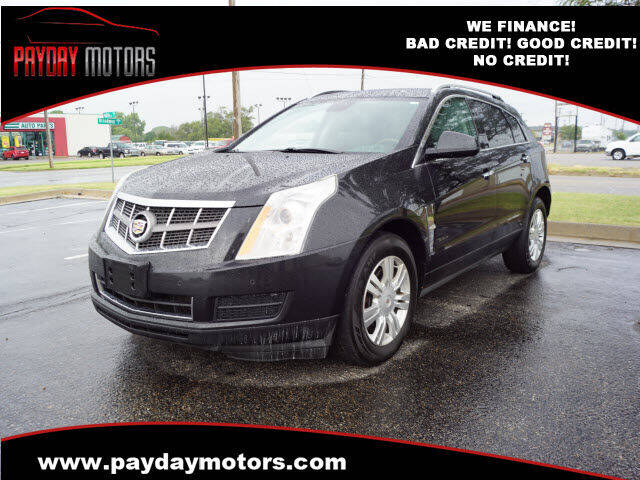 2012 Cadillac SRX for sale at Payday Motors in Wichita KS
