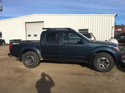 2015 Nissan Frontier for sale at Philip Motor Inc in Philip SD