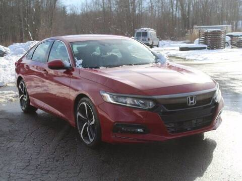 2018 Honda Accord for sale at Street Track n Trail - Vehicles in Conneaut Lake PA