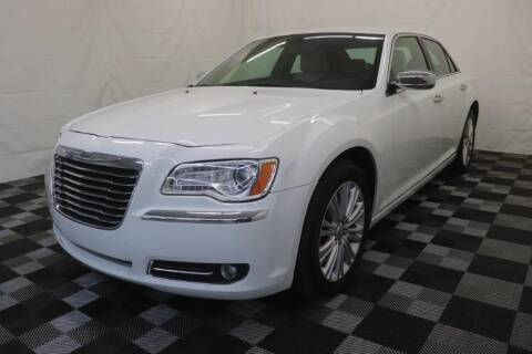 2014 Chrysler 300 for sale at AH Ride & Pride Auto Group in Akron OH