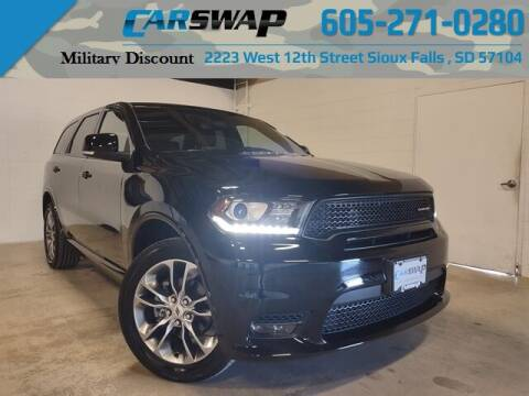 2020 Dodge Durango for sale at CarSwap in Sioux Falls SD