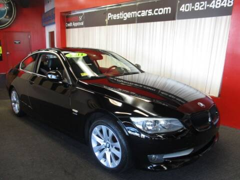 2011 BMW 3 Series for sale at Prestige Motorcars in Warwick RI