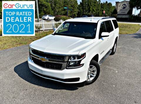 2015 Chevrolet Suburban for sale at Brothers Auto Sales of Conway in Conway SC