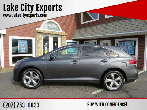 2013 Toyota Venza for sale at Lake City Exports in Auburn ME