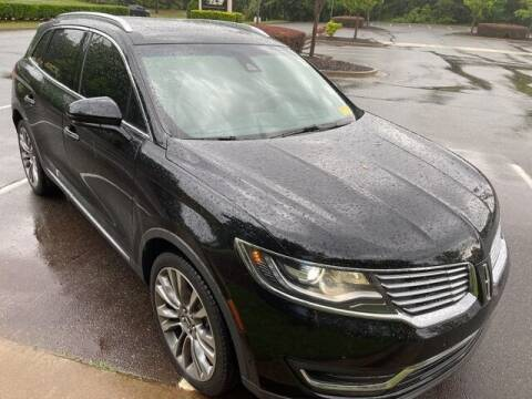 2018 Lincoln MKX for sale at BILLY HOWELL FORD LINCOLN in Cumming GA