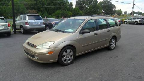 2002 Ford Focus for sale at 220 Auto Sales LLC in Madison NC